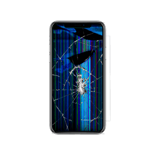 Mobil telefon krok upp